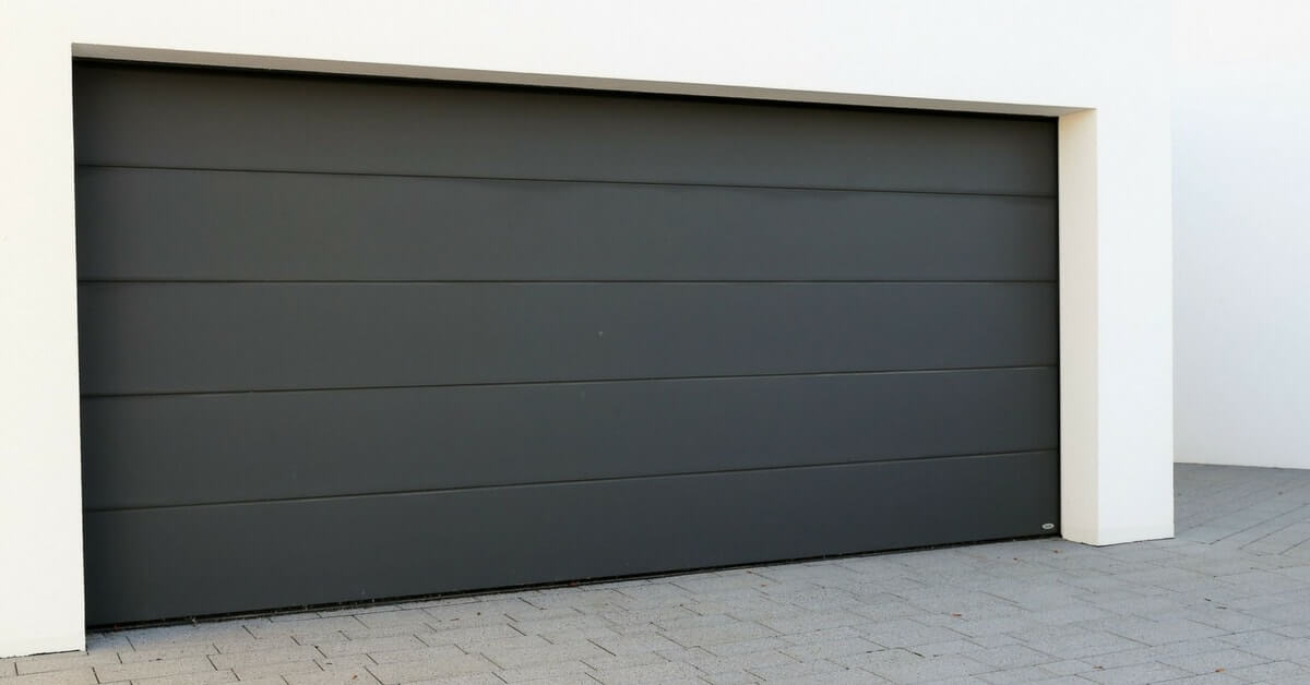 Sectional garage doors essex sectional overhead doors for Sectional glass garage door