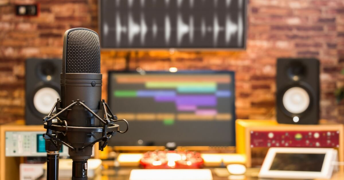 How To Set Up A Home Recording Studio In Your Garage