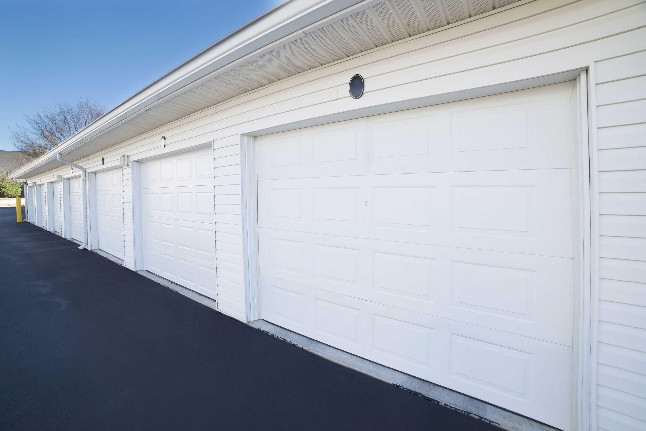 Rolling Garage Doors Rollaway Garage Doors