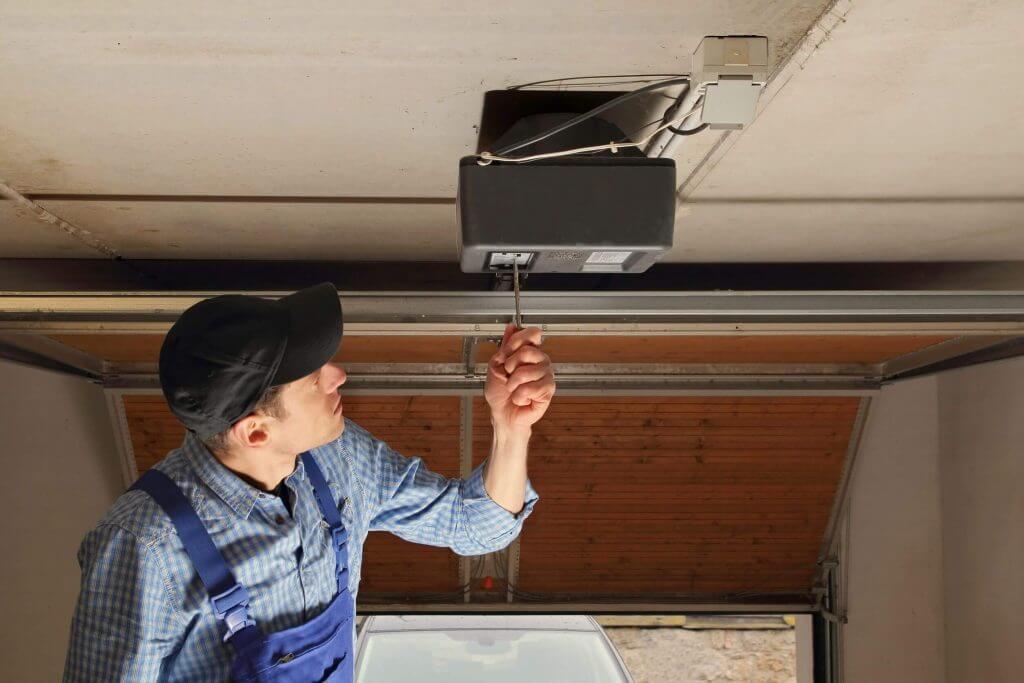 garage door repair benfleet