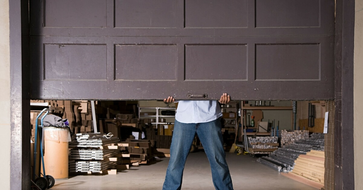 garage door repair near me in Essex