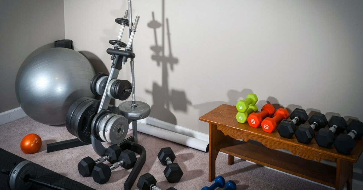 A guide to creating the ultimate home gym in your garage