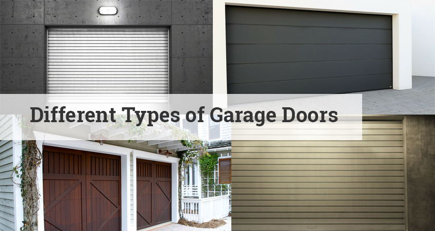 Different Doors Rollaway Garage Doors