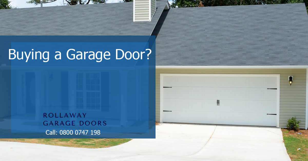 How To Buy Garage Doors And How Much It Costs